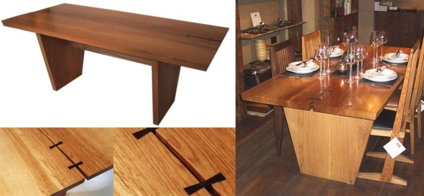 woodwork joints for tables